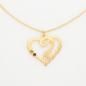 Preview: Double Heart Name Necklace