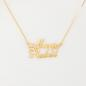 Preview: Double Name Necklace