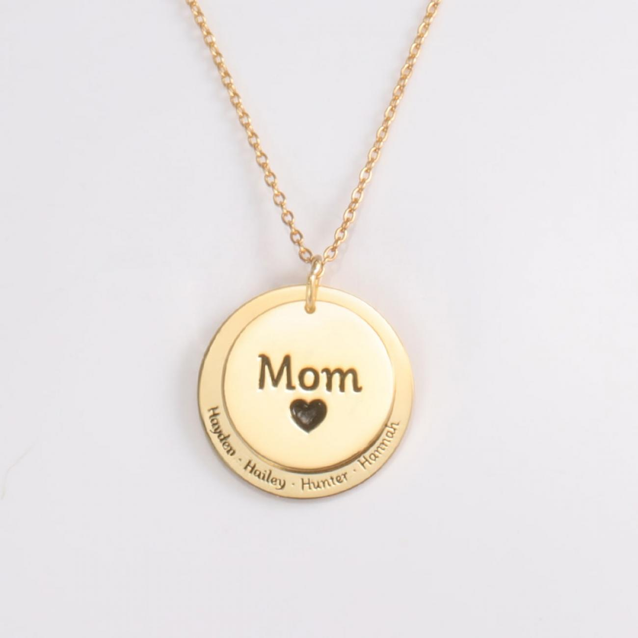 Mother Love Necklace